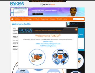 pakragames.net screenshot