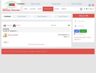 pakturkmaths.com screenshot
