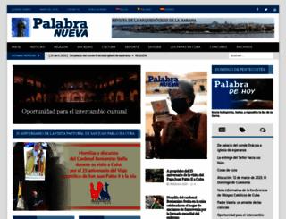 palabranueva.net screenshot