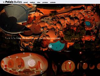 palaisbulles.com screenshot
