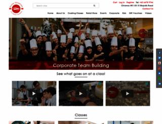 palatesensations.com screenshot