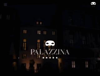 palazzinag.com screenshot