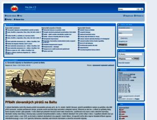 palba.cz screenshot