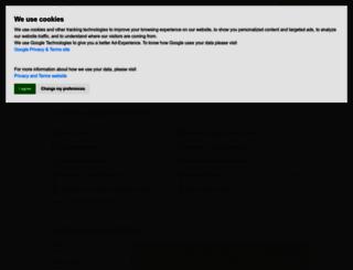 palencia.opendi.es screenshot