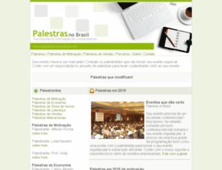 palestrasnobrasil.com.br screenshot
