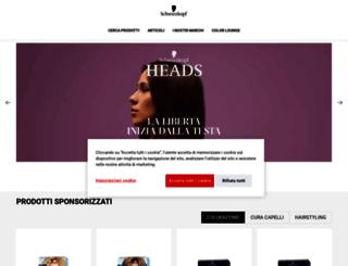 palette.testanera.com screenshot