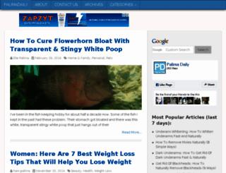palimadaily.com screenshot