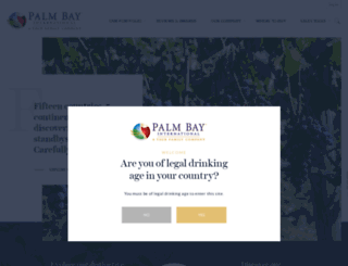 palmbay.com screenshot