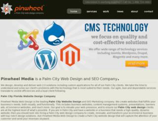 palmcitywebdesign.com screenshot