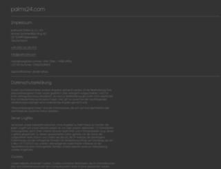 palms24.com screenshot