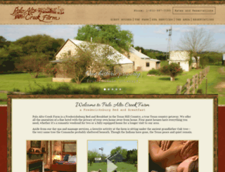 paloaltocreekfarm.com screenshot