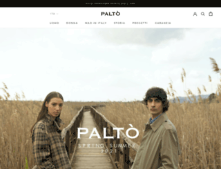 palto.it screenshot