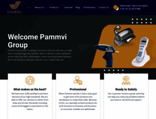 pammvi.com screenshot