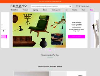pamono.com screenshot