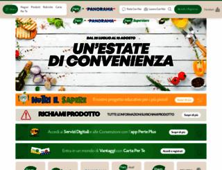 pampanorama.it screenshot