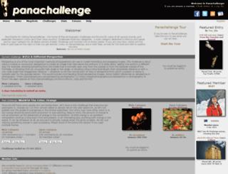 panachallenge.com screenshot