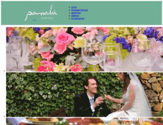 panalueventos.com screenshot