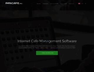 pancafepro.com screenshot
