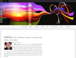 panchez.com.ar screenshot