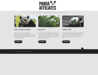 pandaffiliates.com screenshot