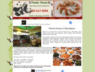 pandahousemanalapan.com screenshot