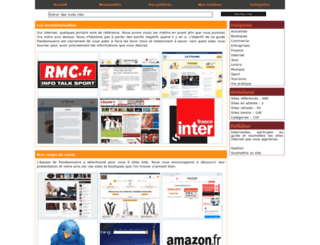 pandannuaire.com screenshot