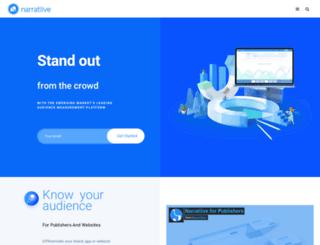panel.effectivemeasure.com screenshot
