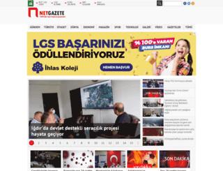 panel.netgazete.com screenshot