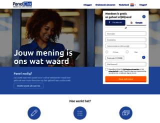panelclix.com screenshot