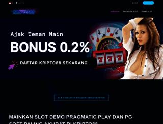 pangudiluhur.org screenshot