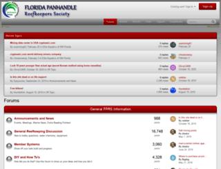panhandlereefers.com screenshot