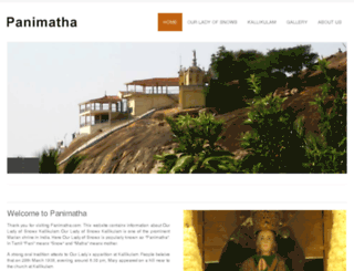 panimatha.com screenshot