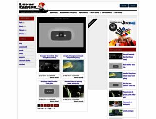 panjz-template.blogspot.com screenshot