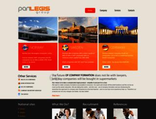 panlegis.com screenshot