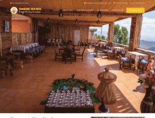 panoramicviewhotel.com screenshot