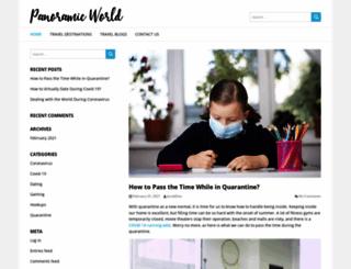 panoramicworld.biz screenshot