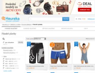 panske-plavky.heureka.cz screenshot