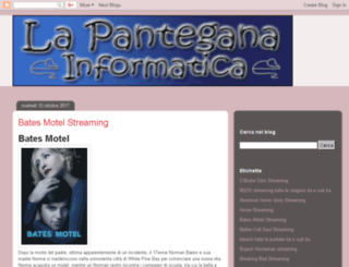 pantegana-streaming.blogspot.com screenshot