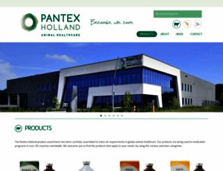 pantex.net screenshot