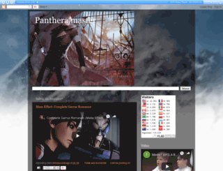pantheramaster.blogspot.com screenshot