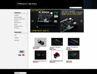 panucatt.com screenshot