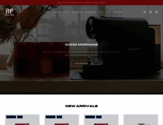 papapalheta.com screenshot