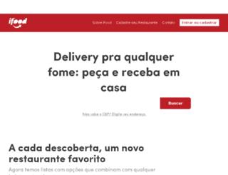 paparango.com.br screenshot