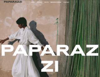 paparazzimodels.com screenshot