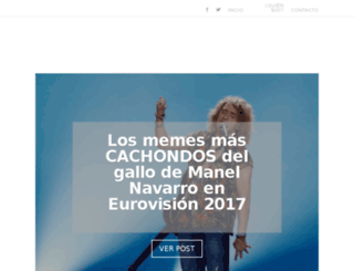 paparazzo.es screenshot