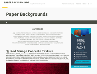 paper-backgrounds.com screenshot