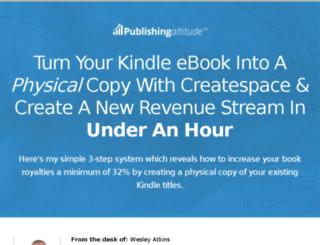 paperbackformula.com screenshot
