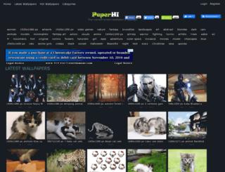 paperhi.com screenshot