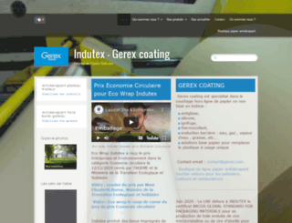 papeterie-gerex.com screenshot