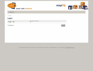 papilio.maptq.com screenshot